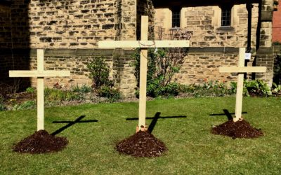 Easter celebrations in Yorkshire Synod