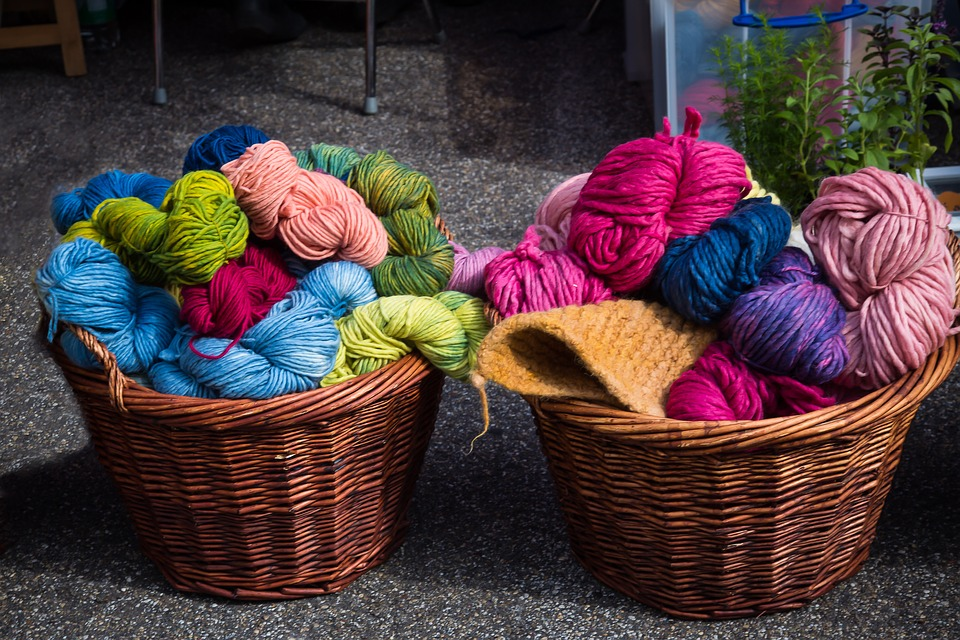 Project Linus UK and Shawl Ministry