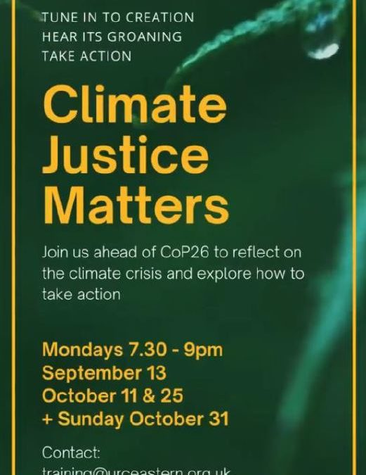 Climate Justice Matters