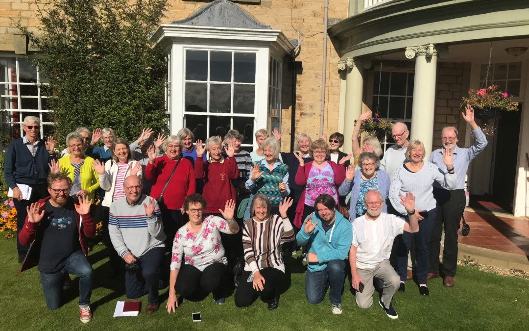 Elders' Gathering at Wydale Hall